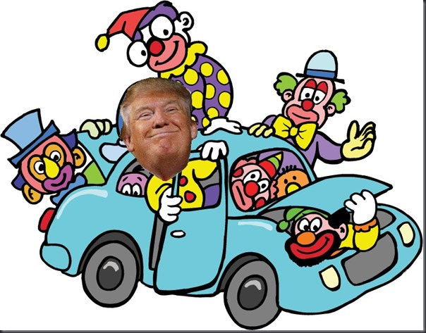 Trump Clown Car2